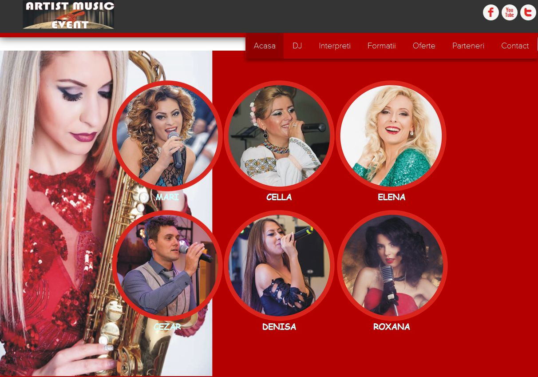 www.artistmusicevent.ro